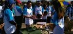 Dinsosduk KBPPPA Purworejo Sosialisasikan KB di Event Grebeg Pasar