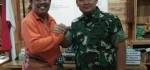 Dukung Keamanan Jelang Nyepi, AA Ngurah Agung Kunjungi Dandim 611 Badung