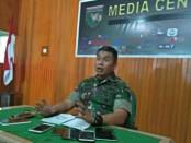 Serangan dilakukan oleh sekitar 50-70 orang KKSB bersenjata campuran, standar militer maupun senjata tradisional seperti panah dan tombak. Sedangkan pasukan TNI berkekuatan 25 orang - foto: Istimewa