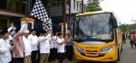 Enam Ponpes Terima Bantuan Bus Sekolah dari Menteri Perhubungan