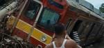 Commuterline Anjlok di Bogor, Menhub Pastikan Evakuasi Malam ini