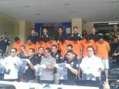 Polda Metro Jaya mengamankan pelaku kejahatan penggelapan fidusia - foto: Istimewa