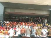 Operasi Cipta Kondusif, Polda Metro Jaya dan jajaran Polres berhasil mengungkap sejumlah kasus dengan jumlah tersangka mencapai 181 orang - foto: Bob/Koranjuri.com