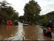 Diguyur Hujan Terus Menerus, Sejumlah Wilayah Purworejo Alami Banjir dan Tanah Longsor - foto: Sujono/Koranjuri.com