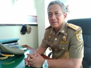 Kasatpol PP dan Damkar Kabupaten Purworejo, Budi Wibowo, S.Sos, Msi - foto: Sujono/Koranjuri.com