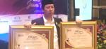 Utamakan Advokasi Masyarakat Miskin, Antar Henry Terima Award Bidang Hukum 2019