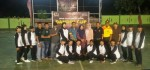 NNC Juarai Turnamen Futsal Dandim Cup
