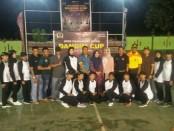 Keluar sebagai juara dalam turnamen Futsal Dandim Cup yakni, juara I Club NNC, juara II PSS, juara III Bintang Muda dan juara IV Metemitan - foto: Zak/Koranjuri.com