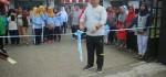 Jalan Sehat, Meriahkan Dies Natalis  Akper Pemkab Purworejo ke 17