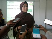 Kepala Bidang Penagihan dan Keuangan BPJS Cabang Denpasar, Novita Mustika Rini - foto: Koranjuri.com