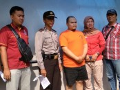 MNA (33), seorang maling spesialis HP, warga Desa Bojongsari, Kembaran, Banyumas, kini harus mempertanggungjawabkan perbuatannya di penjara - foto: Sujono/Koranjuri.com