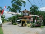 Gerbang wisata agro Kampoeng Kopi Banaran di Jalan Raya Semarang-Solo Km 35 - foto: Istimewa