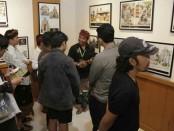 Pameran bertajuk 'Situs dan Ritus Tatanan Peradaban Bali' di Denpasar Art Space (DAS), Jumat (26/4/2019) - foto: Istimewa