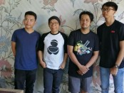 Musisi jazz Balawan dan Indro Hardjodikoro  berkolaborasi dengan musisi jazz muda - foto: Istimewa