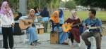 Isi Ramadhan, SMK Kesehatan Purworejo Berbagi Takjil