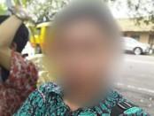 DHP, warga Kutoarjo, yang diduga telah melakukan pencabulan terhadap delapan anak - foto: Sujono/Koranjuri.com