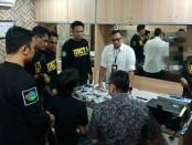 Satuan Narkoba Polres Metro Jakarta Barat Kembali mengagalkan peredaran gelap narkotika jenis sabu-sabu Jaringan Internasional - foto: Bob/Koranjuri.com