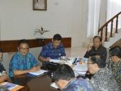 Pemaparan dan Diskusi Pembangunan Kereta Api Provinsi Bali di Jayasabha, Denpasar pada Jumat, 10 Mei 2019 - foto: Istimewa