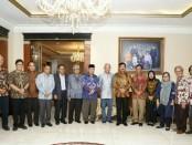 Panglima TNI Marsekal TNI Hadi Tjahjan menerima silaturahmi Gerakan Suluh Kebangsaan (GSK) di rumah dinasnya - foto: Istimewa