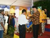 Wisuda dan Pelepasan 372 siswa SMK PN - PN 2 Purworejo, Sabtu (18/5) - foto: Sujono/Koranjuri.com