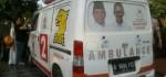 Polisi Pastikan, Ada 2 Orang Pengurus Partai di Mobil Ambulans Berlabel Gerindra
