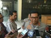 Kepala Bidang Humas Polda Metro Jaya Kombes Argo Yuwono menggelar konferensi pers terkait penetapan kasus makar eks Kapolda Metro Jaya - foto: Bob/Koranjuri.com