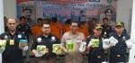 31,7 Kg Sabu-sabu di Mesin Icemaker oleh Sindikat Malaysia Gagal Dikirim