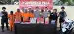 4 Kasus Kriminal Diungkap Selama Operasi Ketupat Candi 2019