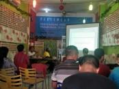 Penyusunan draft rancangan Perbup Stunting di Kabupaten Rote Ndao - foto: Isak Doris Faot/Koranjuri.com
