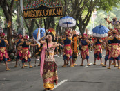 Foto Ilustrasi pembukaan Pesta Kesenian Bali/Koranjuri.com