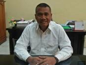 Sekretaris Daerah Kabupaten Rote Ndao, Jonas M Selly - foto: Isak Doris Faot/Koranjuri.com