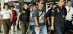 Tertangkap di Riau, 4 Orang Sindikat Narkoba Internasional Diterbangkan ke Jakarta
