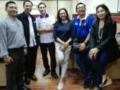Peradi Suara Advokat Indonesia menutup Pendidikan Khusus Profesi Advokat (PKPA) tahun 2019 di Fakultas Hukum Unversitas Udayana (FH Unud), Sabtu (14/7/2019) malam - foto: Koranjuri.com