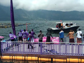 Dermaga watersports Toya Devasya yang dikhususkan oleh staf  dan pengunjung dengan standar operasional proedur (SOP) baku untuk keselamatan - foto: Koranjuri.com