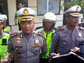 Satuan Lalu Lintas Polres Metro Tangerang Kota pimpinan AKBP Juang Andi Priyanto reaktif dan bergegas menjawab setiap keluhan dengan mengerahkan puluhan Personel - foto: Bob/Koranjuri.com