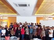 Rapat Anggota DPC PERADI Denpasar  membentuk Organizing Committee untuk Rakernas PERADI Suara Advokat Indonesia tahun 2019 di Kuta, Bali - foto: Istimewa