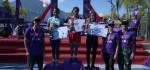 Angkat Sport Tourism, Toya Devasya Gelar Volcano Run Bersama Kodim Bangli