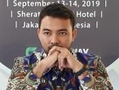Ketua Asosiasi Blockchain Indonesia Muhammad Deivito Dunggio - foto: Bob/Koranjuri.com