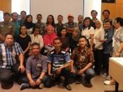 Pelatihan Perspektif Gender dalam Jurnalisme yang diadakan Search for Common Ground (Search) Indonesia dengan peserta puluhan jurnalis yang ada di Bali pada 15-16 Agustus 2019 - foto: Istimewa