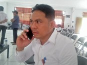 Kepala PMD Kabupaten Rote Ndao, James K.Therik - foto: Isak Doris Faot/Koranjuri.com