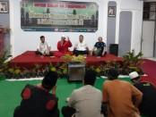 Sambut Tahun Baru Islam 1441 H, Rutan Purworejo gelar doa bersama, Sabtu (31/8) malam - foto: Sujono/Koranjuri.com