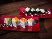 Sushi varian baru yang dapat dinikmati para Koberlovers - foto: Istimewa