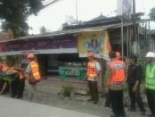 Sidak TP4D Kejati Jateng, Selasa (3/9), pada proyek peningkatan jalan Kutoarjo-Ketawang - foto: Sujono/Koranjuri.com