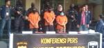 Polisi Tangkap 3 Orang DPO Pembunuh dan Pembakaran Mayat dalam Mobil