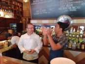 Chef Owner Chris Salans dari gastro-bar Spice by Chris Salans - foto: Istimewa