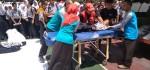 Puluhan Pembina PMR Madya Ikuti Pelatihan Tanggap Bencana di SMPN 4 Purworejo