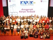 Peserta KNP2Kbukan hanya berasal dari Stikom LSPR Jakarta namun juga dihadiri oleh 17perguruan tinggiyang ada diberbagai daerah diIndonesia - foto: Istimewa