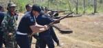 30 Petugas Rutan Purworejo Latihan Menembak