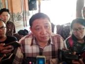 Direktur Utama Pelindo III Doso Agung - foto: Koranjuri.com