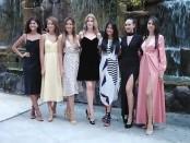 Peserta Reuni Miss Universe 2015 yang telah tiba di Bali menggelar konferensi pers. Pada 17 September 2019, seluruh peserta dari 14 negara akan hadir secara bertahap - foto: Koranjuri.com